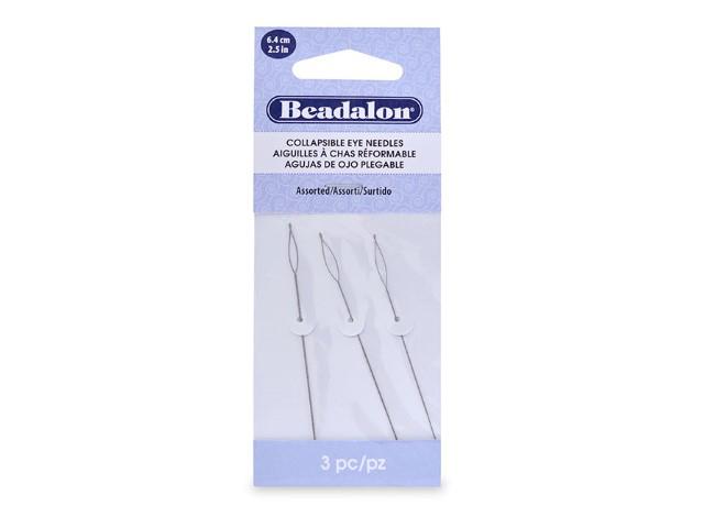 Where To Buy Beadalon Collapsible Eye Needles 68