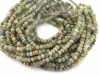 Chrysoberyl Faceted Rondelles 3.5mm ~ 13'' Strand