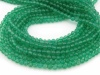 AAA Green Onyx Faceted Round Beads 3mm ~ 12.5'' Strand