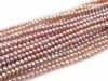 Freshwater Pearl Rose Potato Nugget Beads 5mm ~ 15.5'' Strand