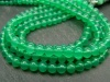 AAA Green Onyx Smooth Rondelles 3-5mm ~ 8.5'' Strand