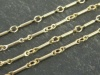 Gold Filled Bar Chain ~ by the Foot