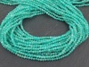 AAA Amazonite Micro-Faceted Rondelles 2mm ~ 12.5'' Strand