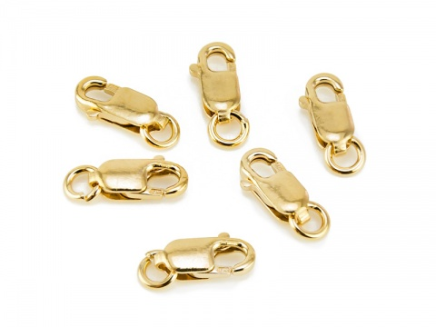 Gold Filled Lobster Claw Clasp 8.5mm