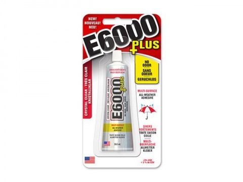 E6000 PLUS Glue 26.6ml