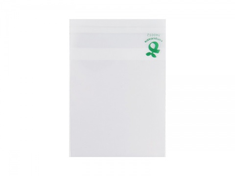 Eco Friendly Biodegradable Resealable Bags 65mm x 65mm
