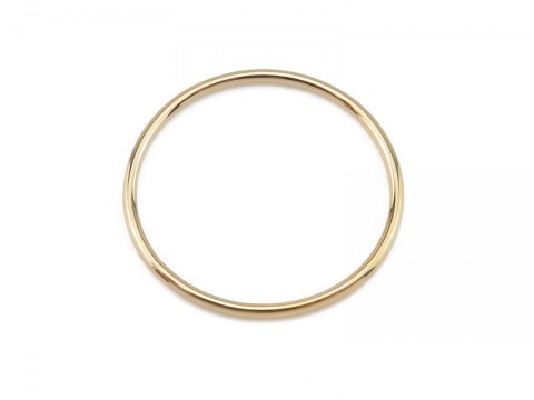 Gold Filled Closed Jump Ring 20mm ~ 18ga