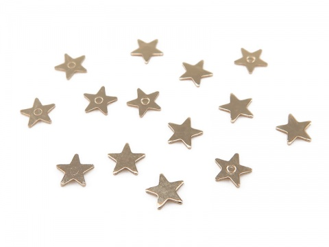 Gold Filled Star Accent 3.5mm