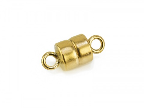 Gold Filled Magnetic Clasp 4mm