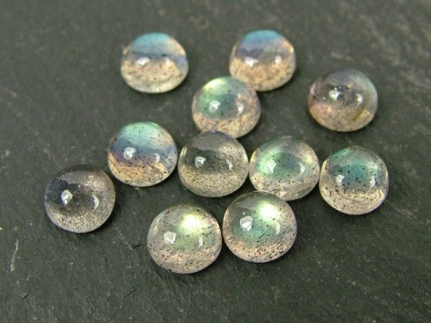 Labradorite Round Cabochon ~ Various Sizes
