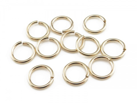 Gold Filled Open Jump Ring 7mm ~ 20ga