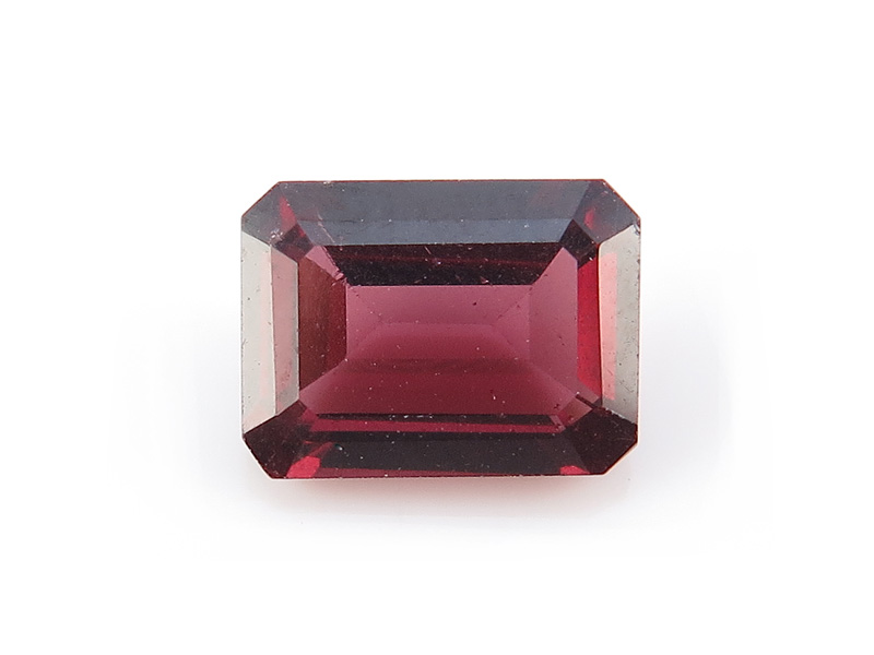 Rhodolite Garnet Faceted Octagon ~ Various Sizes