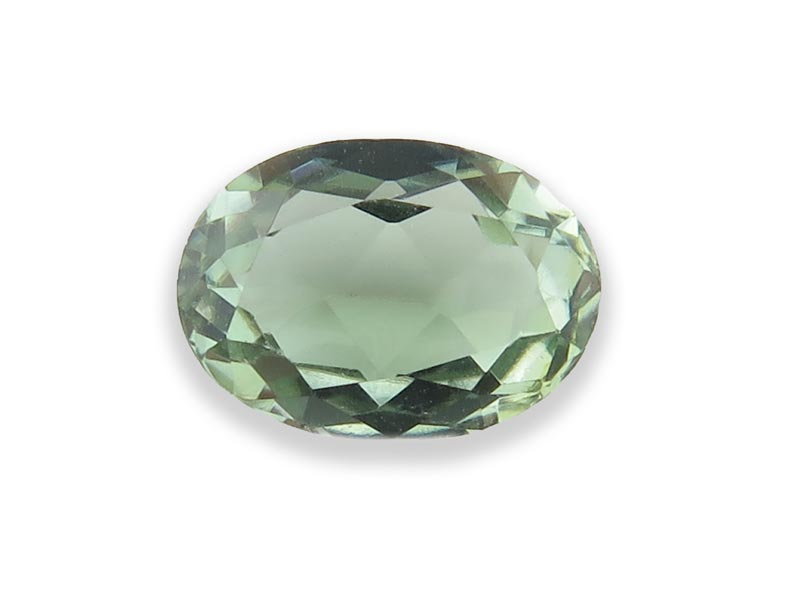 Light Green Tourmaline Faceted Oval ~ Various Sizes