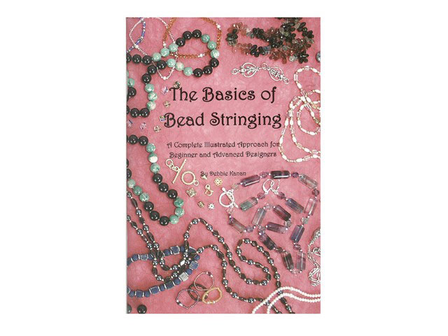 Basics of Bead Stringing Book